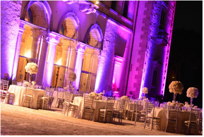 Vizcaya Museum Wedding A Fancy Fiesta Gourmet Miami Catering Miami Caterer Best Wedding